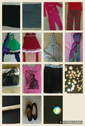 Womens' clothes and other items