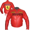 leather jackets,  suits and gloves for motorcyclists